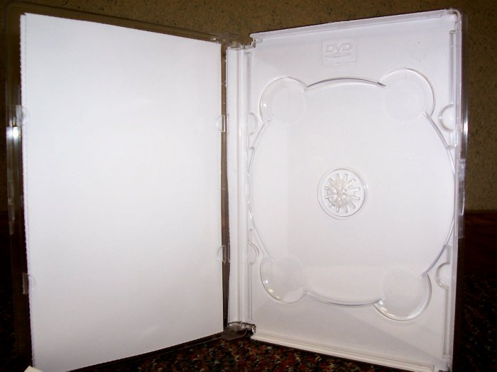 100 DVD CASE INSERTS FOR THE KING DVD CASE - MB9