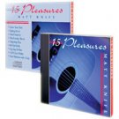 EconoMatte Jewel Case Inserts - 100 Booklets