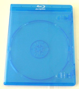 1000 BLU-RAY DISC CASES BRAND NEW - BL8