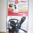 Cell Phone Hands Free Earset - BRAND NEW CS-300-E7-RS