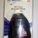 NFL Team Neosuede Phone Carry Case - Bengals
