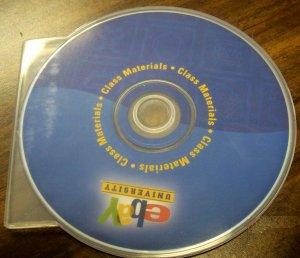 1000 CD/DVD CLAMSHELL - CLEAR - JS100PAK