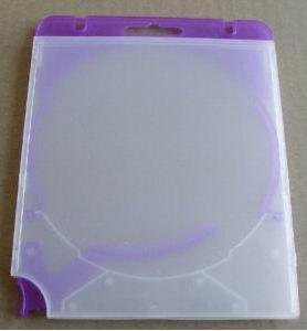 700 TRIGGER EJECTOR CD CASES, PURPLE - TRIGPUR