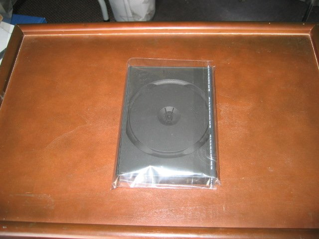 200 MULTI 3/4/5/6/8/10 DVD CASE POLY SLEEVES - JS82