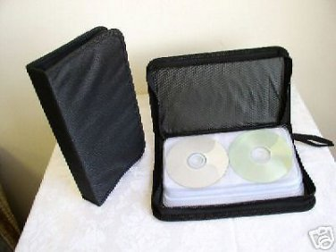 10 CD WALLETS THAT HOLD 72 CDS EACH - JS72