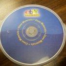 """1000 SLIM PACK CD """"O"""" SHELLS - CLEAR - SLIMPAK"""