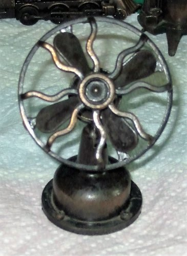 Die Cast Fan Pencil Sharpener