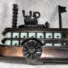 Vintage DieCast Steamboat Pencil-Sharpener
