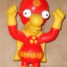 "Simpsons ""Radioactive Milhouse"" Burger King Creepy Classic Halloween Collectible"