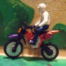 Guy On Motocycle Toy