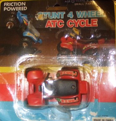 Friction Powered ATC Cycle
