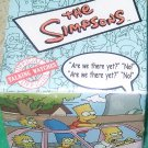 2002 The Simpsons Talking Watch - Family Drive - Burger King