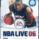 NBA Live 06 (Sony PlayStation 2, 2005)