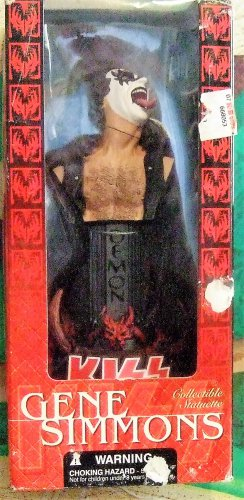 Kiss - Gene Simmons Collectible Statuette