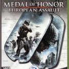 Medal of Honor European Assault (xbox)