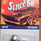 Hot Wheels Since '68 Red Baron