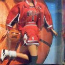 1998 CHICAGO BULLS NBA BARBIE lN SEALED BOX