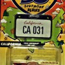 2001 Matchbox Across America 50th Birthday - California 1955 Chevrolet Bel Air