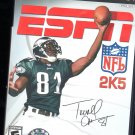Playstation 2 Espn NFL 2K5