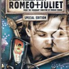 William Shakespeare's Romeo & Juliet Special Edition DVD
