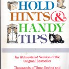 Readers Digest Household Hints & Handy Tips