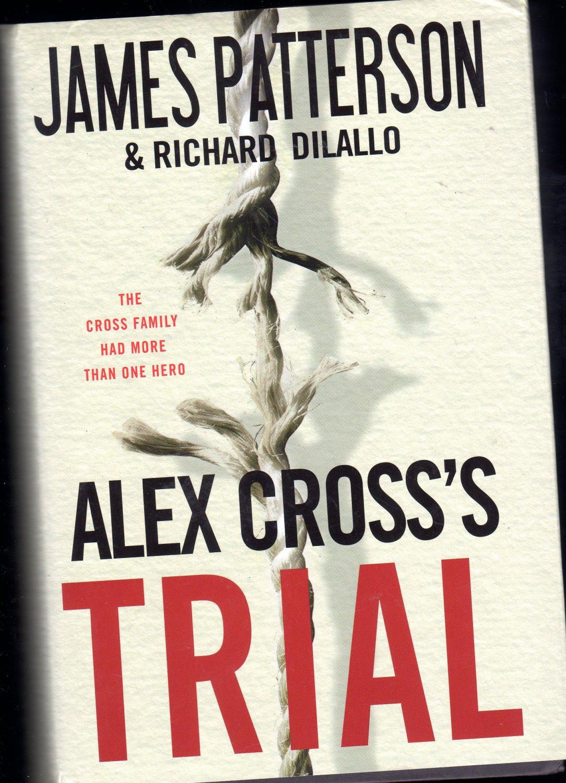 Alex Cross Trail ( Large Print) Patterson & Dilallo