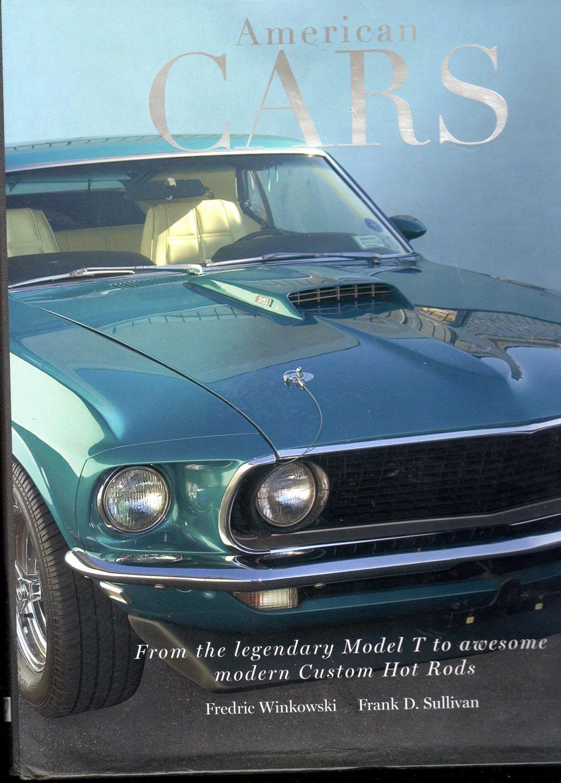 American Cars Books By  Fredric Winkowski & Frank Sullivan