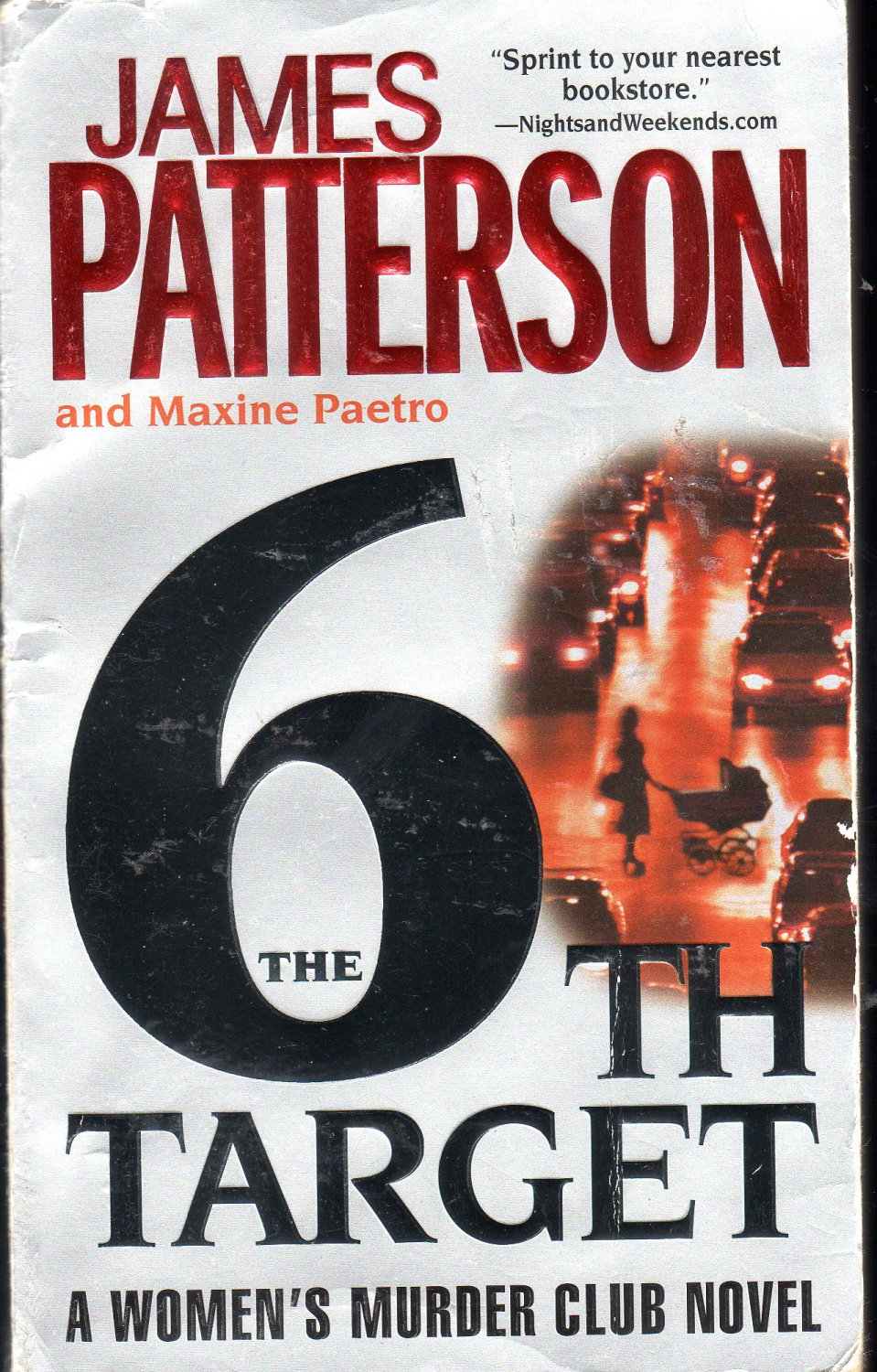 The 6th Target By Patterson