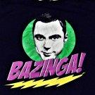 """The Big Bang Theory - Sheldon Cooper """"Bazinga!"""" t-shirt"""