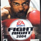Playstation 2 Fight Night 2004