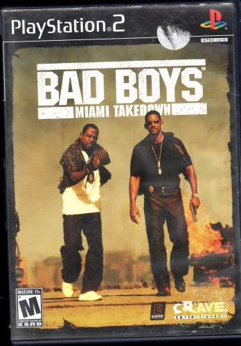 Playstation Bad Boys Miami Takedown