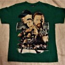 WWE Green Boys T Shirt