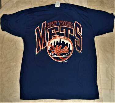 New York Mets Adult T Shirt