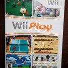Wii Play (Nintendo Wii, 2007) No Manuel