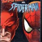 DareDevil Vs Spiderman A Battle For Justice