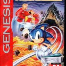 Sonic  Spinball Genesis Game
