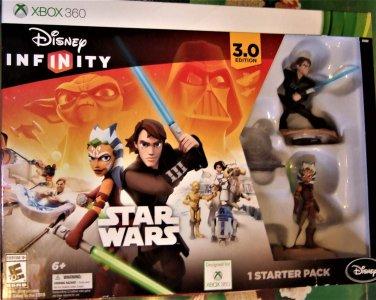 Xbox 360 Disney Infinity Star Wars ( Starter Pack)