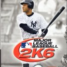 Major League Baseball 2K6 Nintendo Gamecube