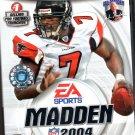 Madden 2004 Nintendo GameCube ( 2003)