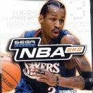 Sega NBA 2K2 Nintendo GameCube