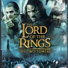 The Lord Of The Rings The Two Towers Nintendo GameCube ( NO Manuel)