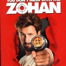 You Don't Mess With The Zohan (DVD MOVIE)
