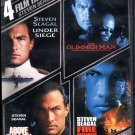 Steven Seagal Collection: 4 Film Favorites [2 Discs] DVD Region 1