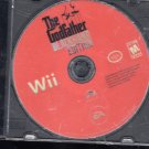 The GodFather BlackHand Edition Wii Game  ( Disc Only)