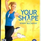 Your Shape: Featuring Jenny McCarthy (Nintendo Wii Game, 2009)