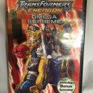 Transformer Energon Omega Supreme DVD