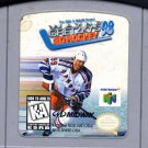 Wayne Gretzky'98 3D Hokey Nintendo Game