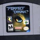 Perfect Dark Nintendo Game 64