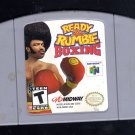Ready To Runble Boxing Nintendo 64 Game