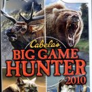 Cabela's Big Game Hunter 2010 Wii Game